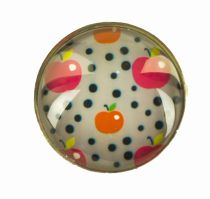 Bague ronde apple Liligambettes