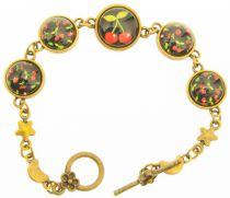 Bracelet original cerises Liligambettes