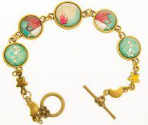 Bracelet original thèiére Liligambettes