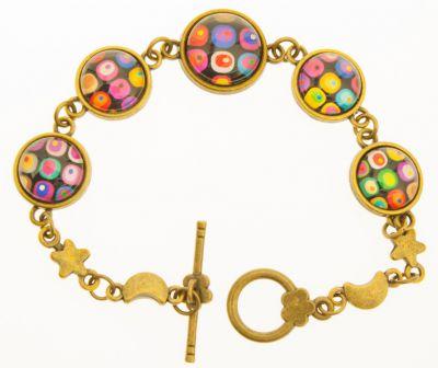 Bracelets originaux et pas chers liligambettes th me carr pop - Bracelets bresiliens originaux ...