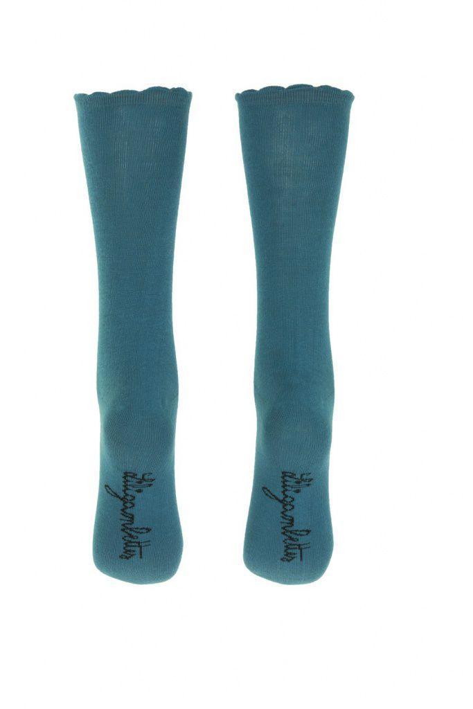 Chaussettes carib blue lili gambettes