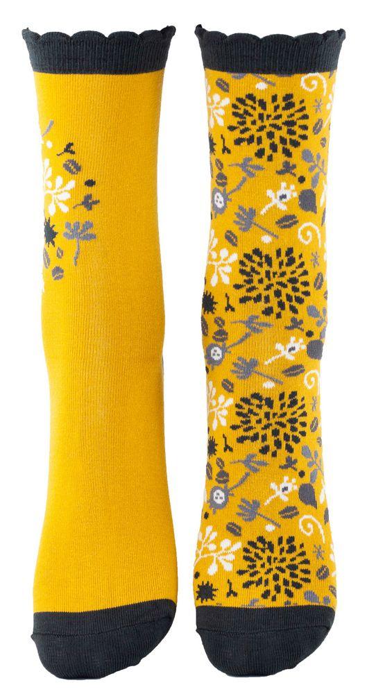 Chaussettes coton biologique liri Liligambettes