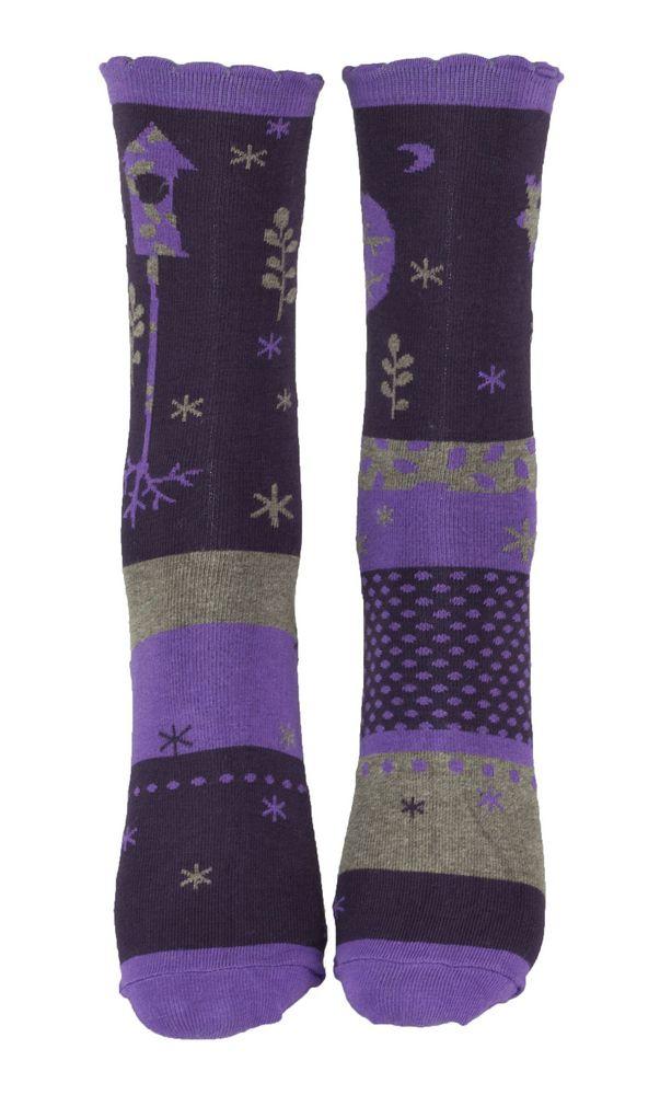 Chaussettes écologiques colorées en coton Liligambettes