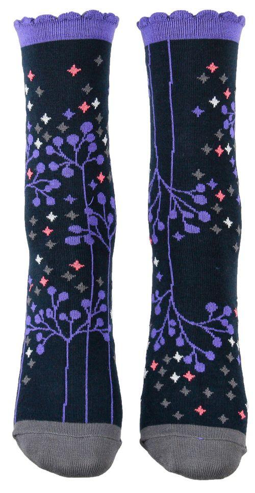 Chaussettes femme écologiques ombelles Liligambettes