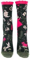 Chaussettes femme en coton biologique Liligambettes