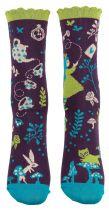 Chaussettes femme en coton biologique wonder Liligambettes