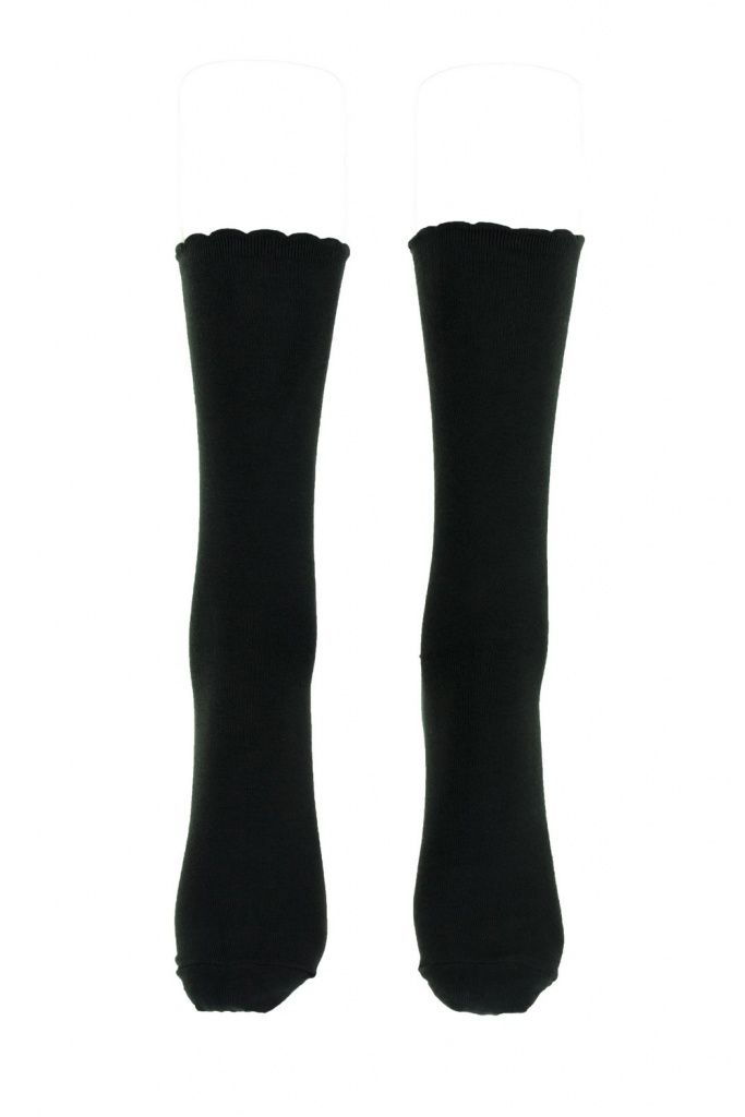 Chaussettes grises lili gambettes