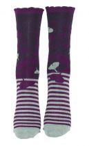Chaussettes originales en coton bio liligambettes