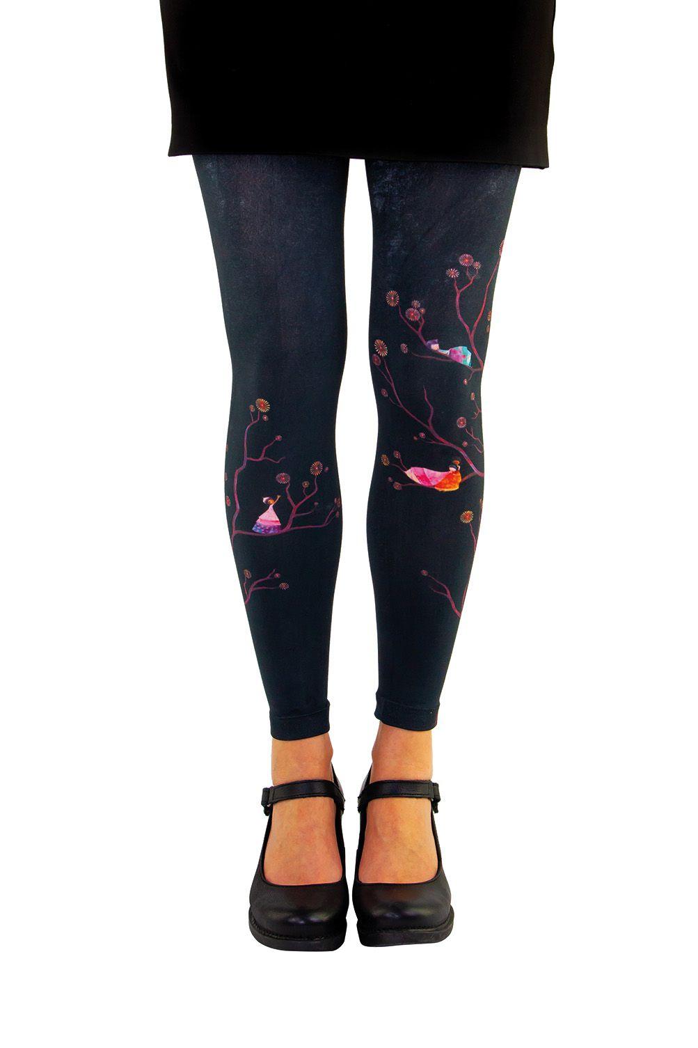 Legging imprimé coloré Liligambettes