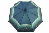 Parapluie imprimé Chloé Rémiat thème sirène Liligambettes