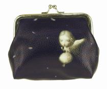 Porte monnaie angel nicoletta ceccoli Liligambettes