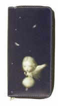 Portefeuille angel nicoletta ceccoli Lili gambettes
